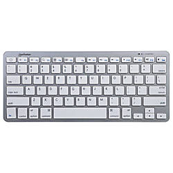 Manhattan Tablet Mini Keyboard with Bluetooth