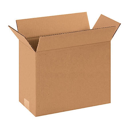 12in(L) x 6in(W) x 12in(D) - Corrugated Shipping Boxes