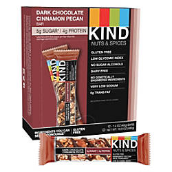 KIND Nuts And Spices Dark Chocolate