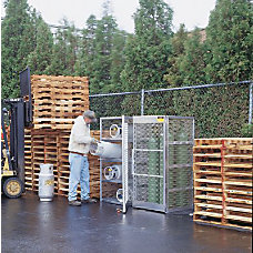 Justrite Cylinder Storage Locker 5 10