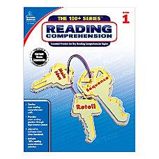 Carson Dellosa 100 Series Reading Comprehension