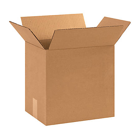 12in(L) x 9in(W) x 12in(D) - Corrugated Shipping Boxes