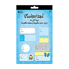 Sandylion Holiday Gift Tag Pads ST5214