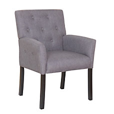 Boss Taylor Guest Chair Slate GrayBrown