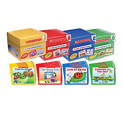Scholastic Little Leveled Reader Super Set