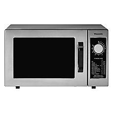 Panasonic 1000 Watt Commercial Microwave Oven