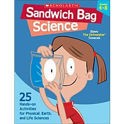 Scholastic Sandwich Bag Science