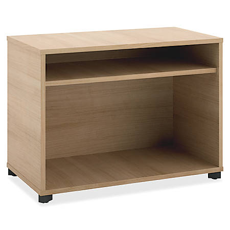 """basyx by HON® Manage Series Laminate Open File Center, 22""""H x 30""""W x 16""""D, Wheat"""