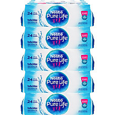 Pure Life 80 oz Purified Bottled