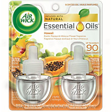 Air Wick Papaya Scented Oil Oil