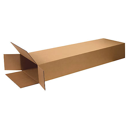 """Office Depot® Brand Side Loading Boxes 14"""" x 4"""" x 68"""", Bundle of 10"""