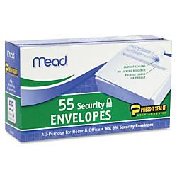 Mead Press it No 6 Security