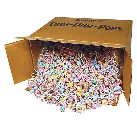 Dum Dums, Carton Of 2,340