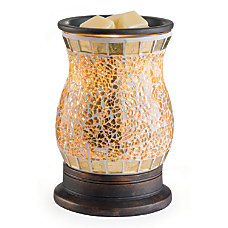 Candle Warmers Etc Glass Illumination Fragrance