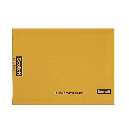"""Scotch® Bubble Mailer, 10 1/2"""" x 15"""", Size #5"""