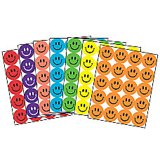 Eureka Sticker Assortment Scented Pack Of