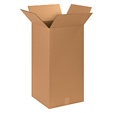 Office Depot Brand Tall Corrugated Boxes