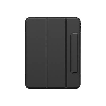 """OtterBox Symmetry Series 360 - Flip cover for tablet - black - 12.9"""" in - for Apple 12.9-inch iPad Pro (3rd generation)"""