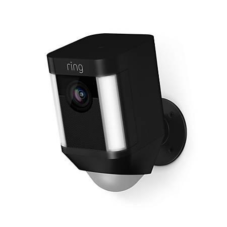 Ring Spotlight Cam Battery, Black