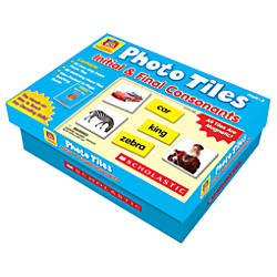 Scholastic Little Red Tool Box Photo