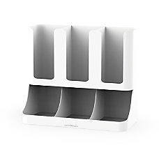Mind Reader Flume 6 Compartment Coffee