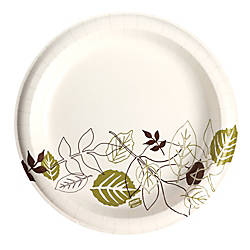 Dixie Ultra Paper Plates 10 18