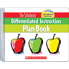 Scholastic The Scholastic Differentiated Instruction Plan