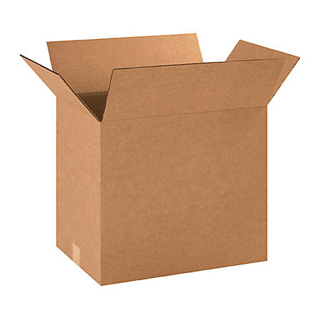 "Office Depot® Brand Corrugated Boxes 16"" x 10"" x 16"", Bundle of 25"