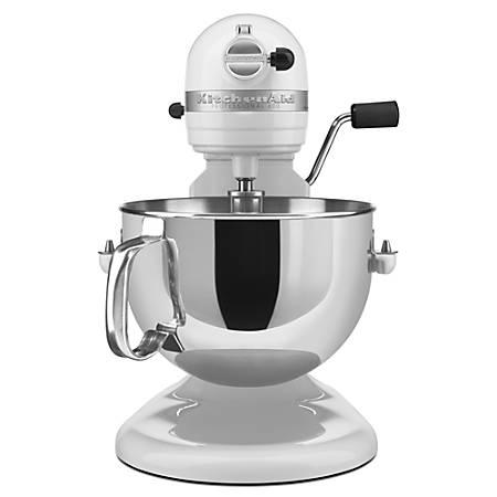 KitchenAid Professional 600 KP26M1XWH Stand Mixer