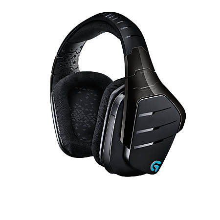Logitech® G933 Artemis Spectrum Wireless Gaming Headset With 7.1 Dolby Surround Sound