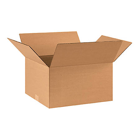 17in(L) x 14in(W) x 9in(D) - Corrugated Shipping Boxes