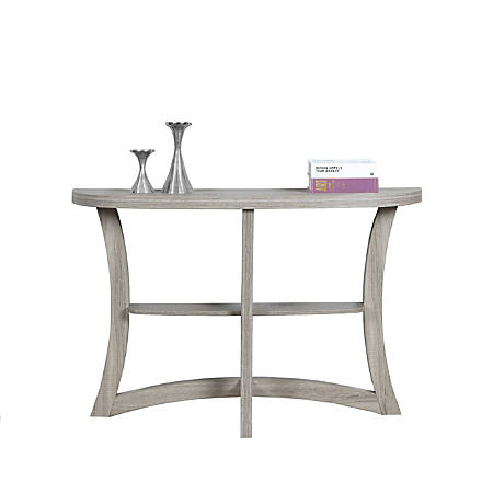 Monarch Specialties Console Table, Two Tier, Dark Taupe