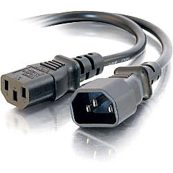 C2G 29933 5 Power Extension Cable