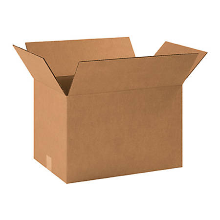 "Office Depot® Brand Corrugated Boxes 18"" x 13"" x 12"", Bundle of 25"