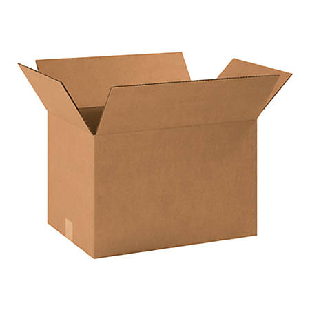 """Office Depot® Brand Corrugated Boxes 18"""" x 13"""" x 12"""", Bundle of 25"""