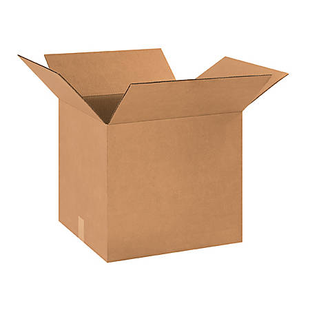 18in(L) x 16in(W) x 16in(D) - Corrugated Shipping Boxes