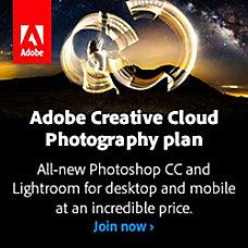 Adobe Creative Cloud Photography Plan Student