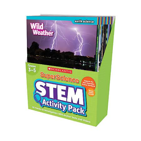 SuperScience STEM Instant Activities, Grades 4-6