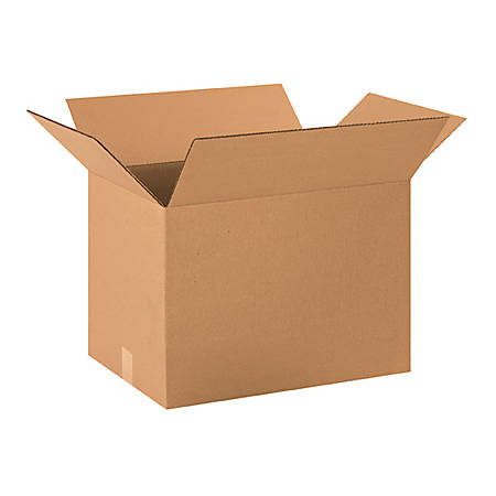 """Office Depot® Brand Corrugated Boxes 19"""" x 13"""" x 13"""", Bundle of 25"""