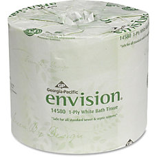 Envision Economical 1P Bath Tissue 1