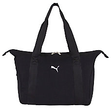 PUMA Clubhouse Duffel Bag Black