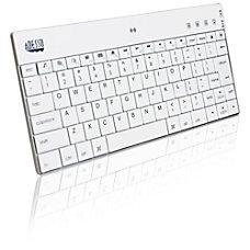 Adesso Bluetooth Mini Keyboard 1000 for