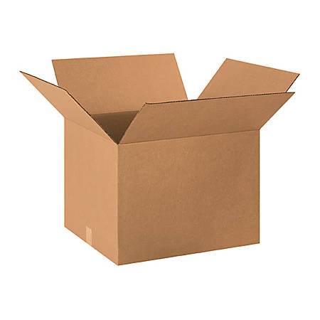20in(L) x 18in(W) x 14in(D) - Corrugated Shipping Boxes