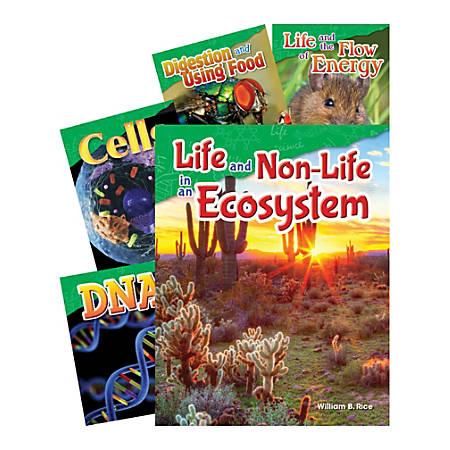 Teacher Created Materials Life Science 5-Book Set, Grade 5