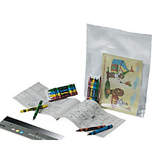 Medline Coloring Books And Crayons Pack