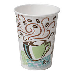 Dixie PerfecTouch Hot Cups 8 Oz