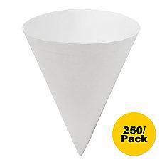 Konie Cups International Straight Edge Paper