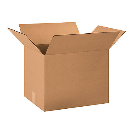 """Office Depot® Brand Corrugated Boxes 21"""" x 15"""" x 15"""", Bundle of 20"""