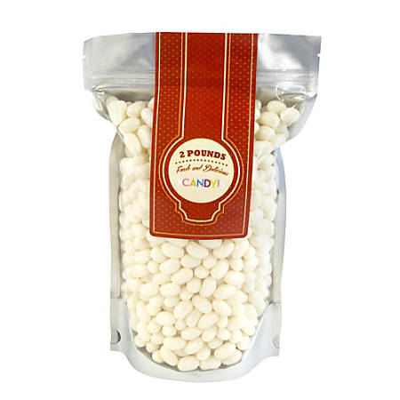 Jelly Belly® Jelly Beans, Coconut, 2-Lb Bag