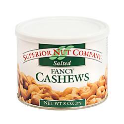 Superior Nut Nuts Whole Cashews 8